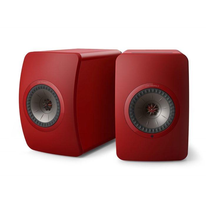 KEF LS50 Wireless II Speakers