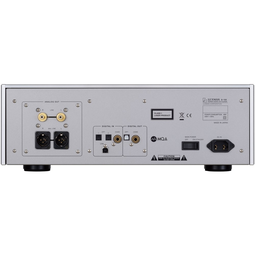 Luxman Super Audio CD-Player D-10x