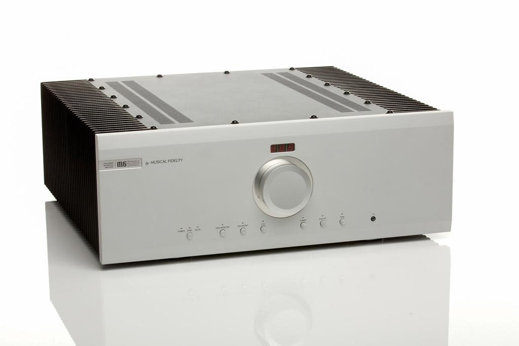 Musical Fidelity M6SI500 Amplifier