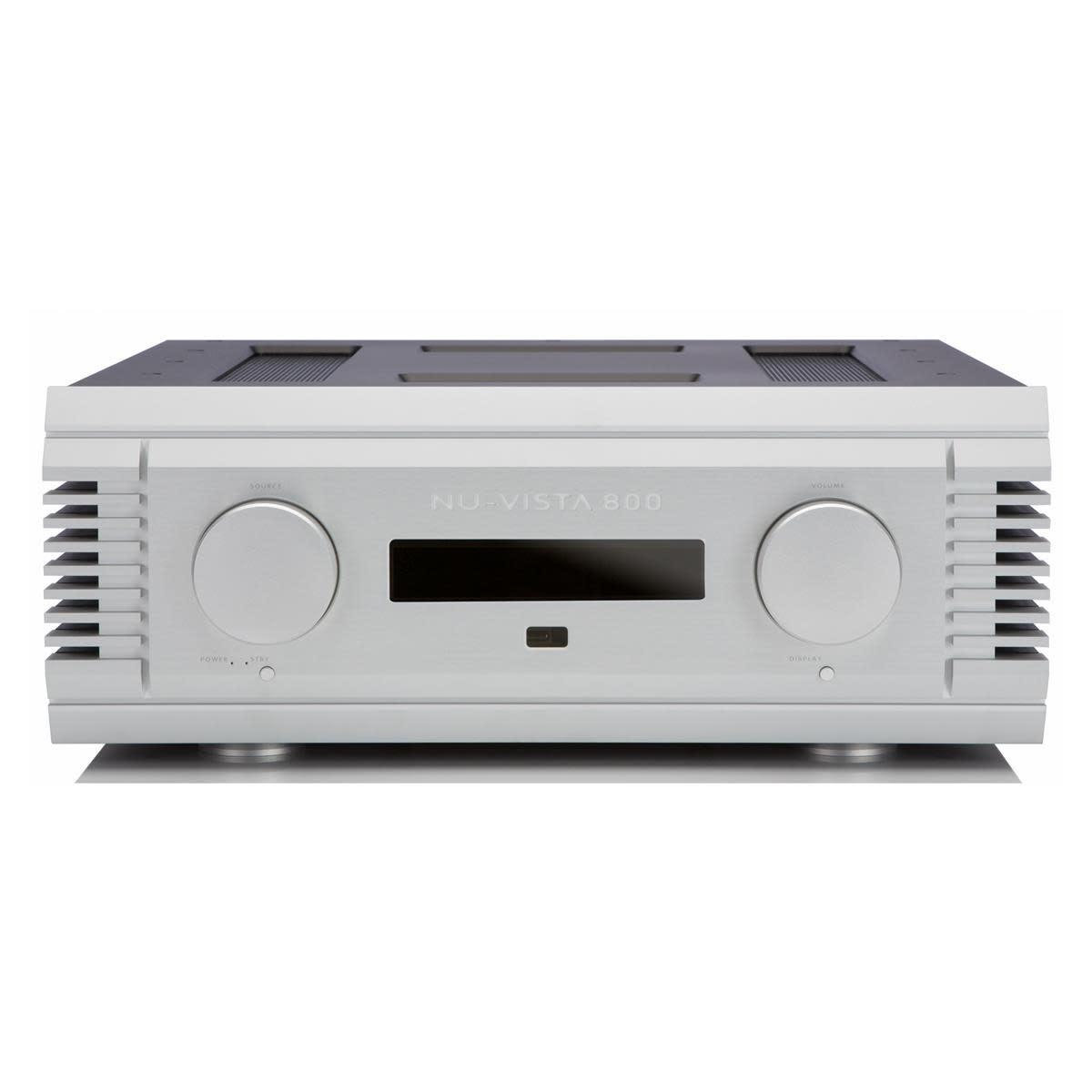 Musical Fidelity Nu-Vista 800 Amplifier