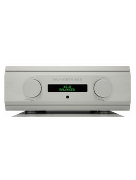 Musical Fidelity Nu-Vista 600 Amplifier
