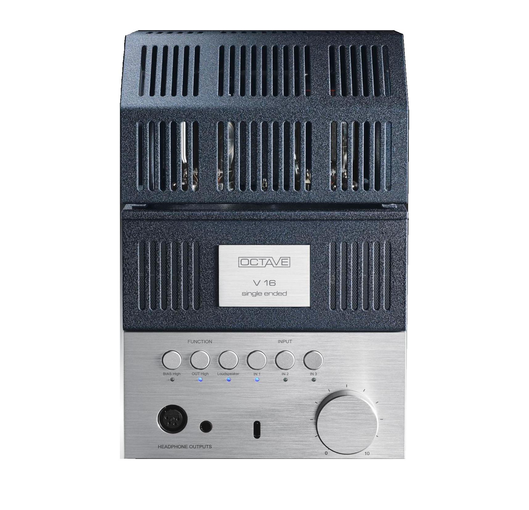 Octave V 16 SE - Line Integrated Headphone Amplifier ( each )