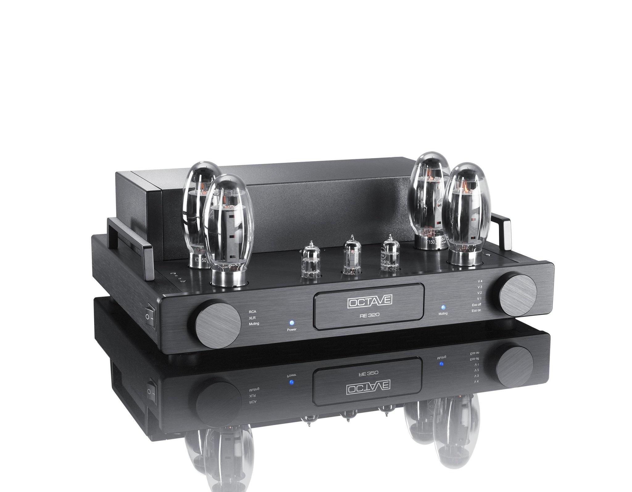 Octave RE 320 Power Amplifier ( each )