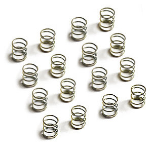 Solid Tech Extra Springs for Suspensions ( 12 pcs )