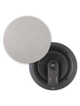 "Jamo IC 608 FG  8"" In-Ceiling Speaker, Pair"