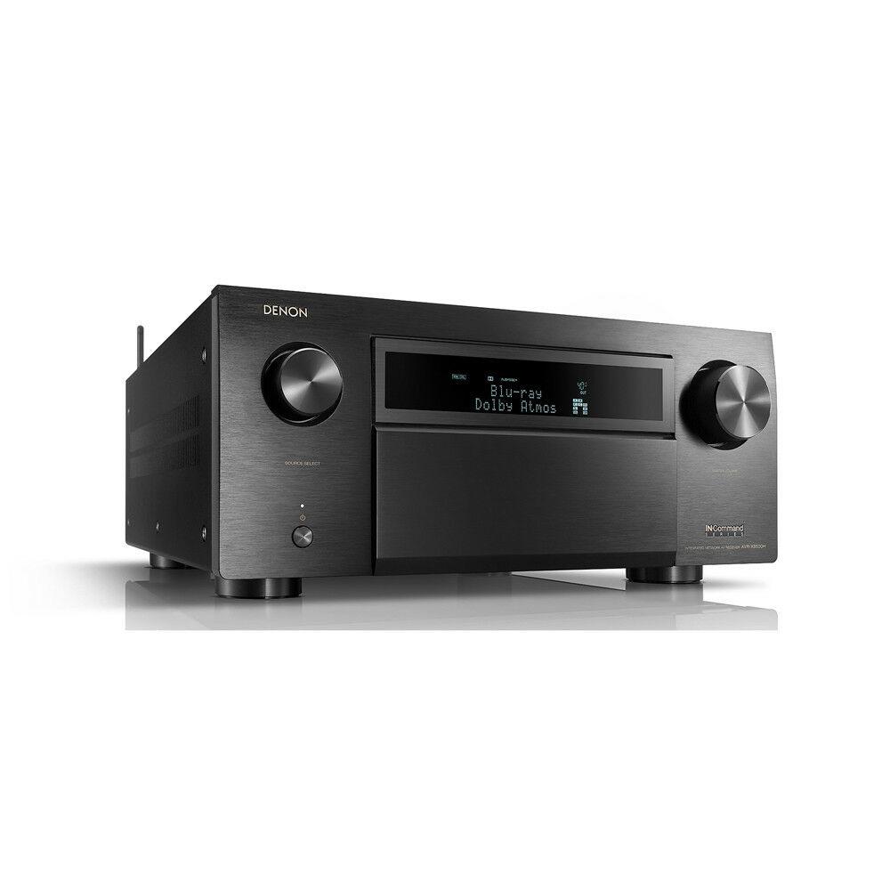 Denon AVR-X8500H 13.2 Channel 4K AV Receiver
