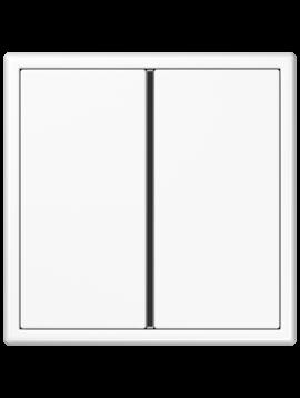 Jung JUNG LS990 F40 Design 1 Gang WHITE