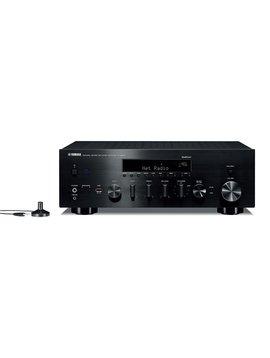 Yamaha R-N803BL Network Stereo Receiver, 2 x 145 Watts, Black