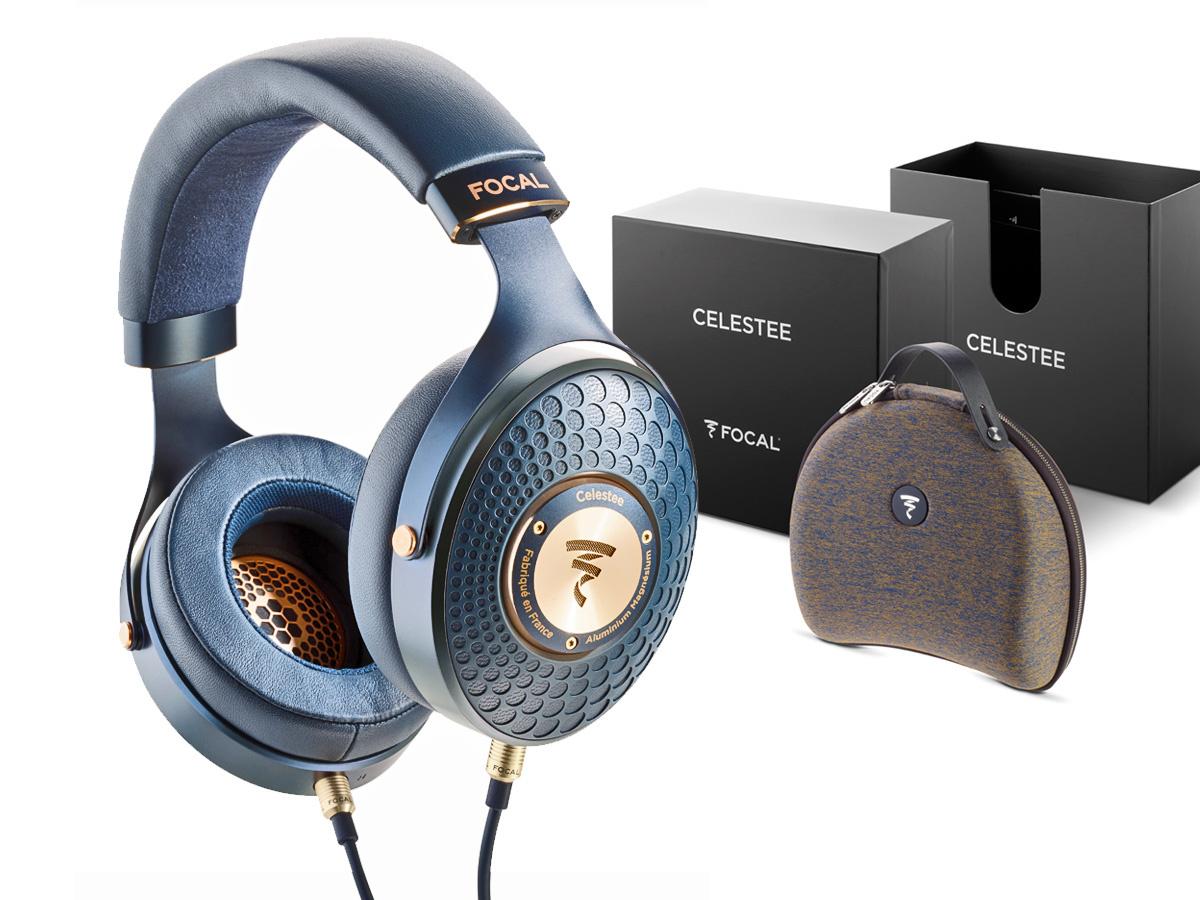 Focal Celestee Closed High-End Headphones