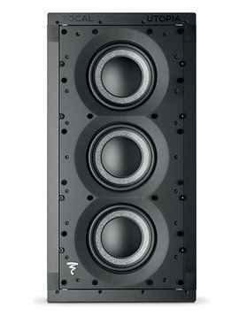 Focal 1000 IWSUB Utopia In-wall subwoofer