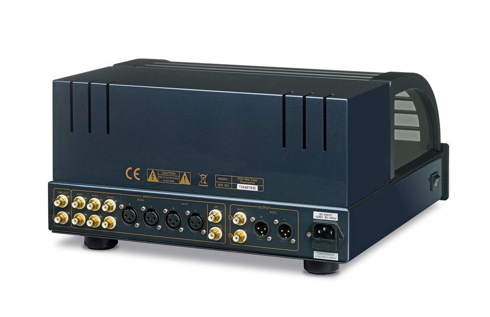 PrimaLuna EVO 400 Tube Pre-amplifier