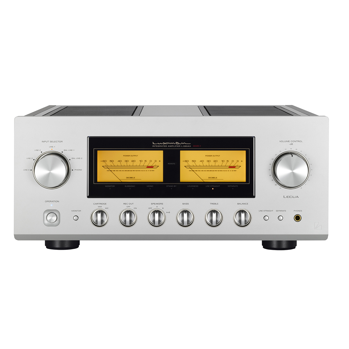 Amplifiers and AV Receivers