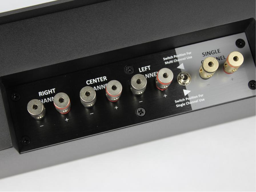TDG Audio Skybar In-Ceiling / Wall LCR Soundbar ( 1 or 3 Channel )