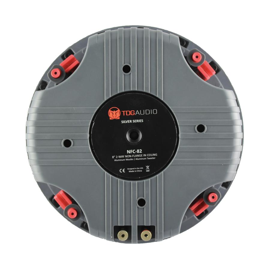 """TDG Audio NFC - 82 In-Ceiling 8"""" Speaker"""