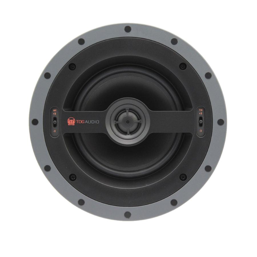 """TDG Audio NFC-61 6.5"""" In-Ceiling Speaker"""