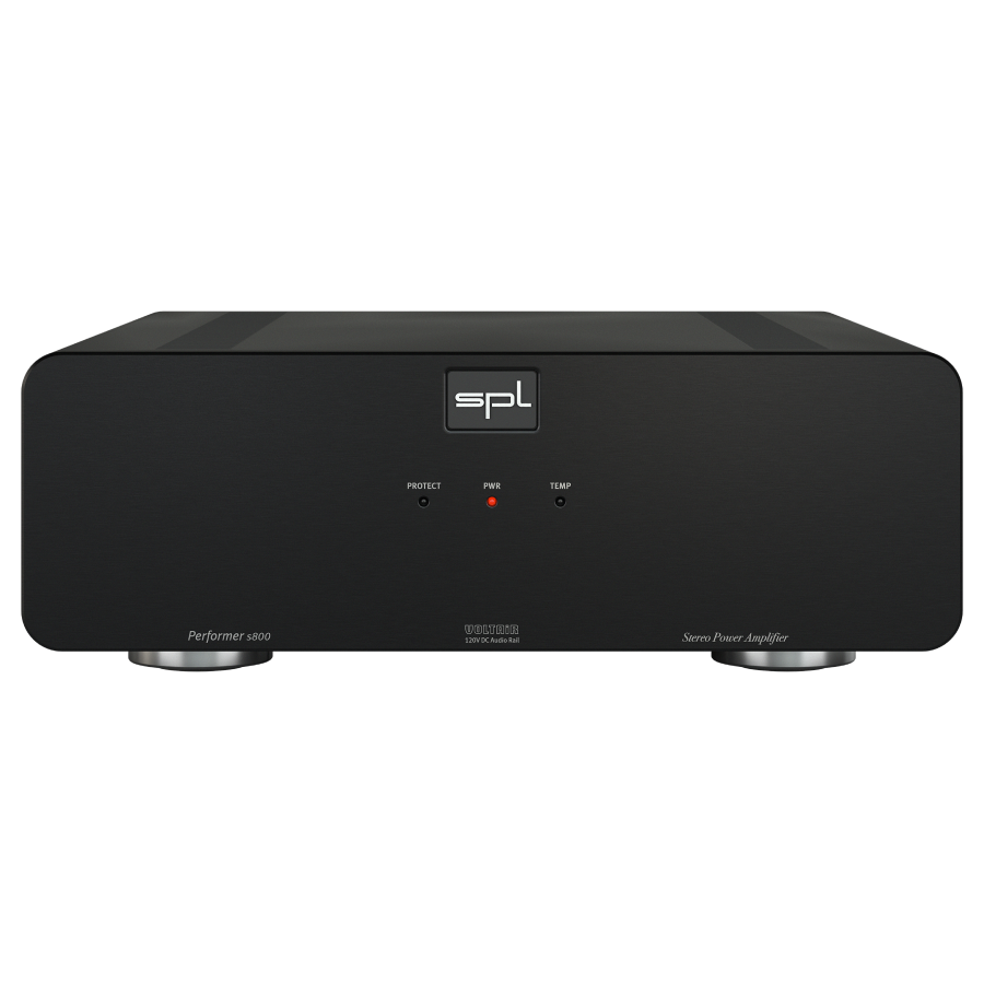 SPL Sound Performance Lab S800 Stereo Power Amplifier