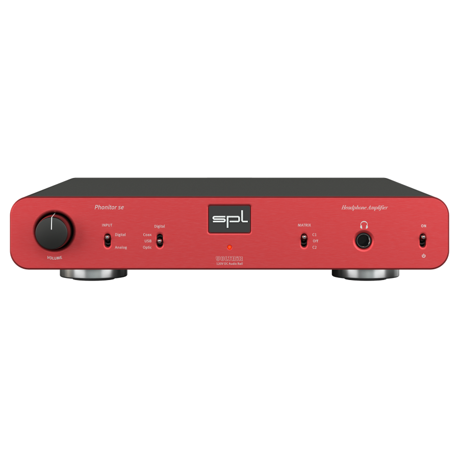 SPL Sound Performance Lab Phonitor SE Headphone Amplifier