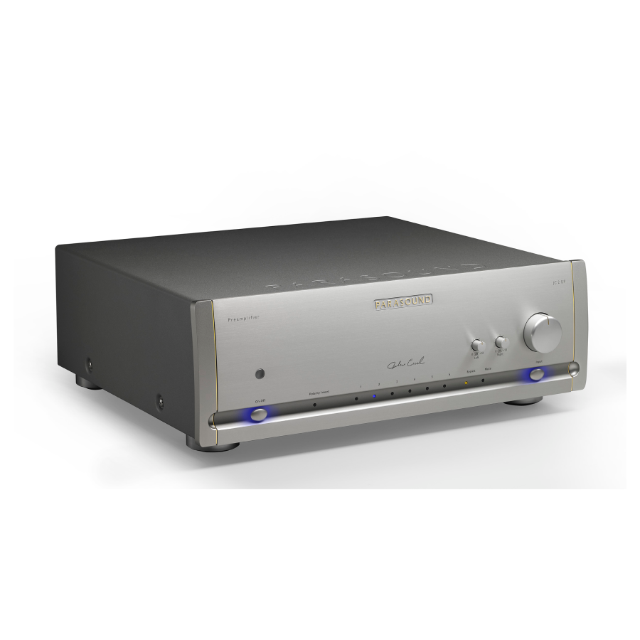 Parasound JC 2 BP Halo Preamplifier with Bypass