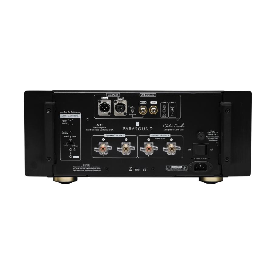 Parasound JC 1+ Mono Power Amplifier