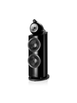 Bowers & Wilkins Bowers & Wilkins 800 D3 Floorstanding Speaker ( each ) Showroom Demo in Mint Condition ( only 2 months old ! ) Gloss Black
