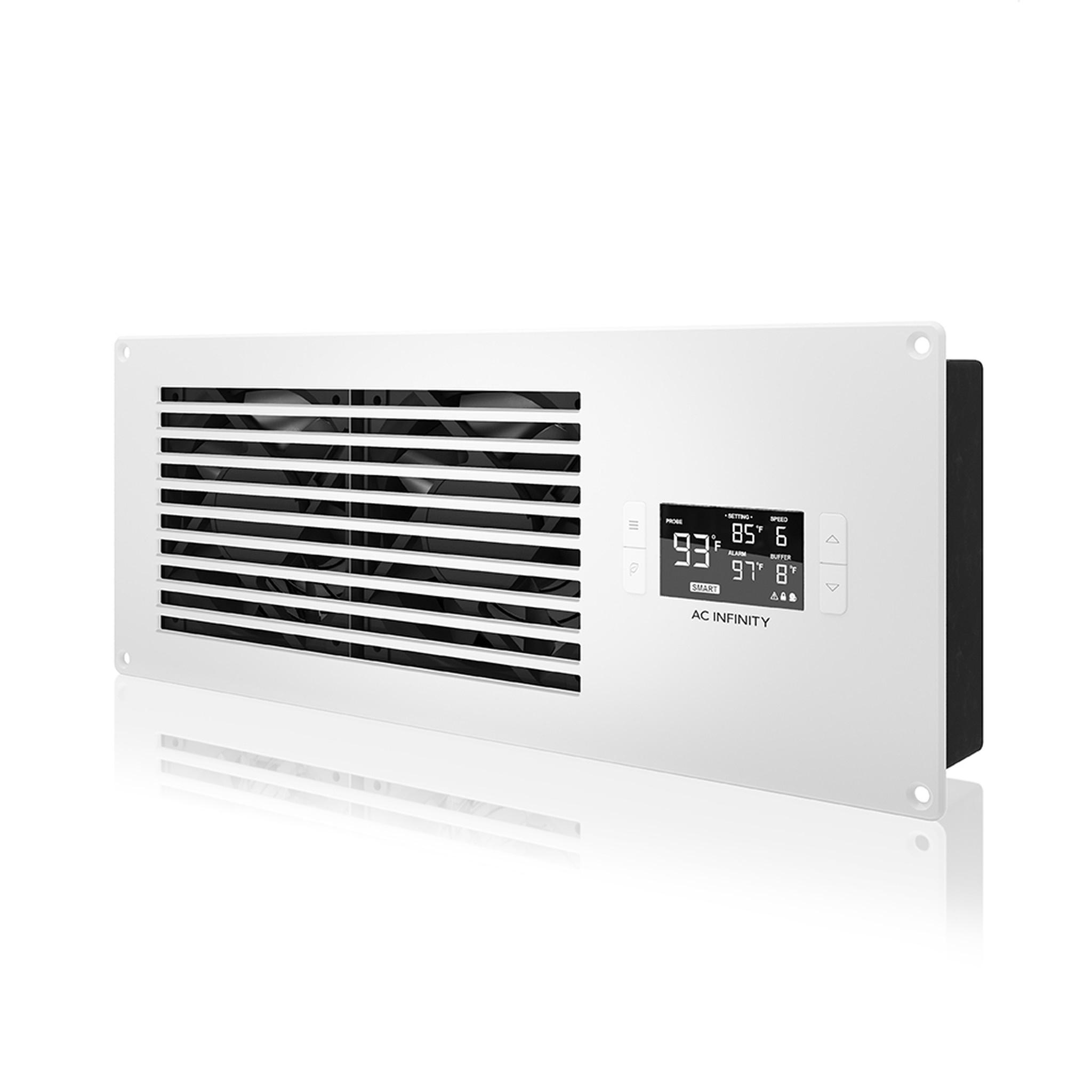 AC Infinity Airframe T7 AV Closet Fan System
