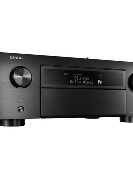 Denon AVR-X6700H 11.2 Channel 8K AV Receiver