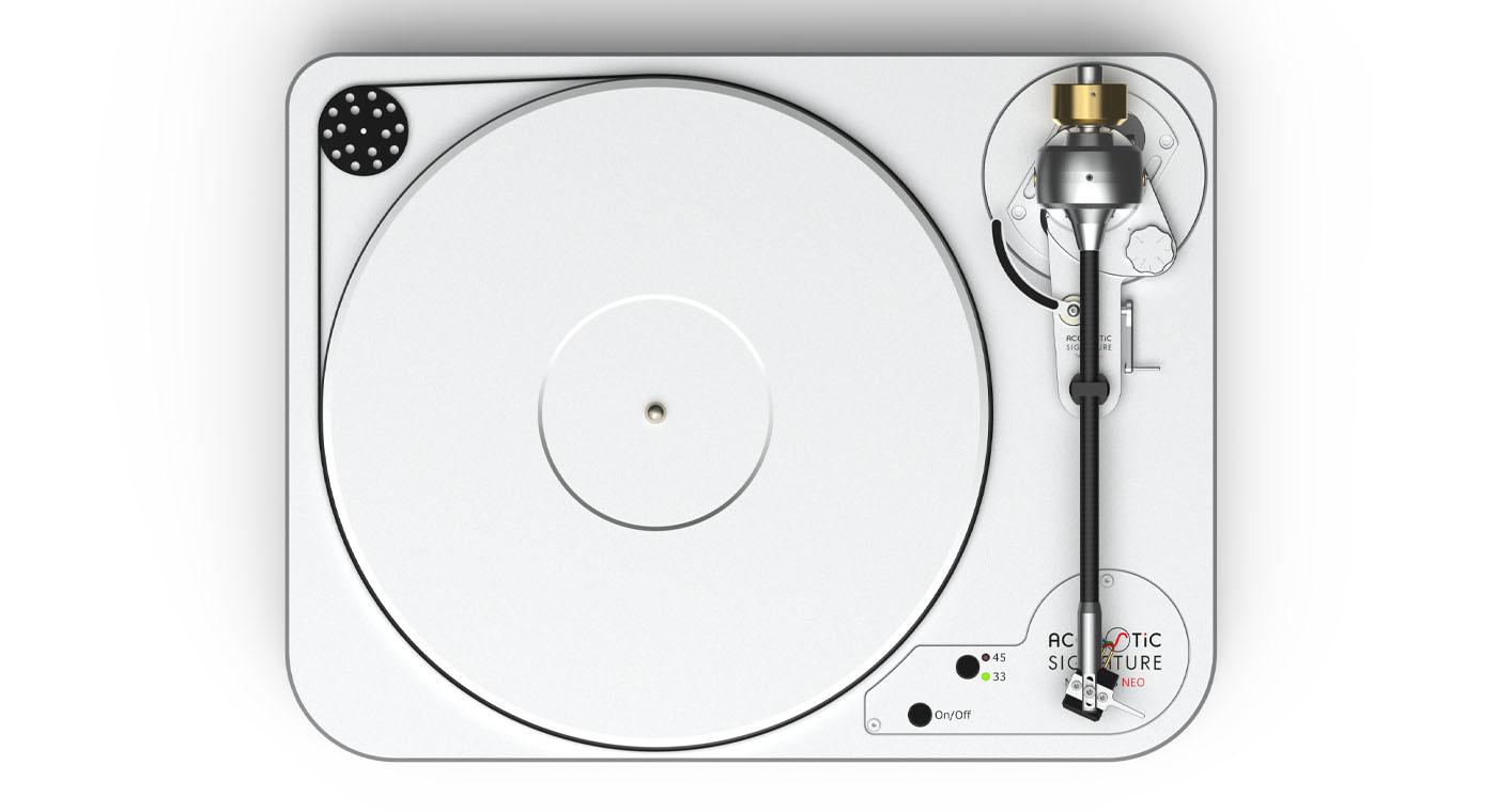 Acoustic Signature Maximus Neo Turntable