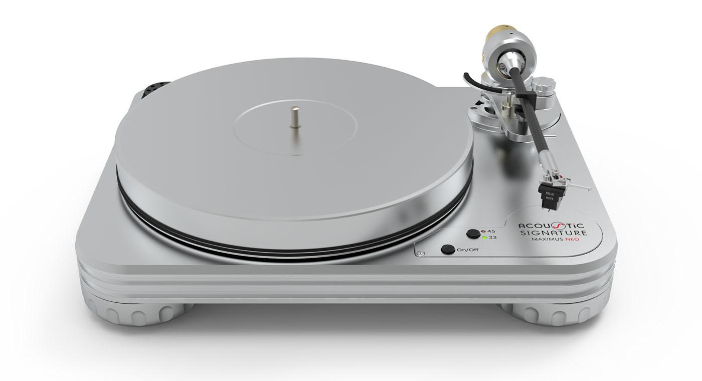 Acoustic Signature Maximus NEO Turntable with TA-1000 Tonearm