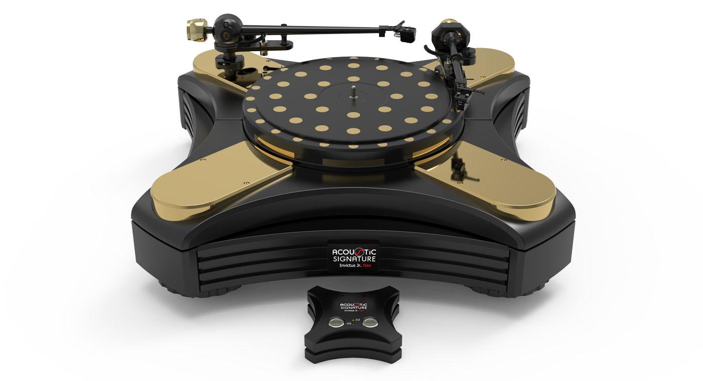 Acoustic Signature Invictus JR Neo Turntable