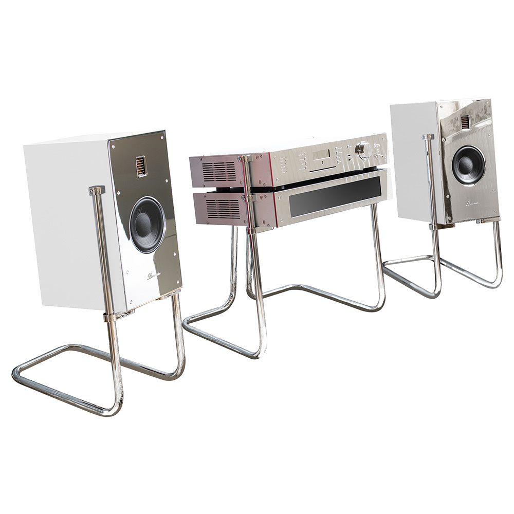 Burmester Phase 3 Retro Style All-in-one System