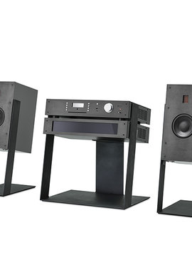 Burmester Phase 3 Digital 161 Loft Style All-In-One Sound System