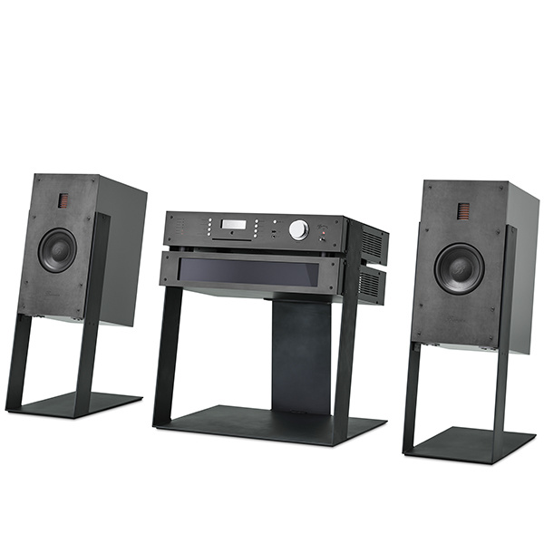 Burmester Phase 3 Loft Style AA-In-One Sound System