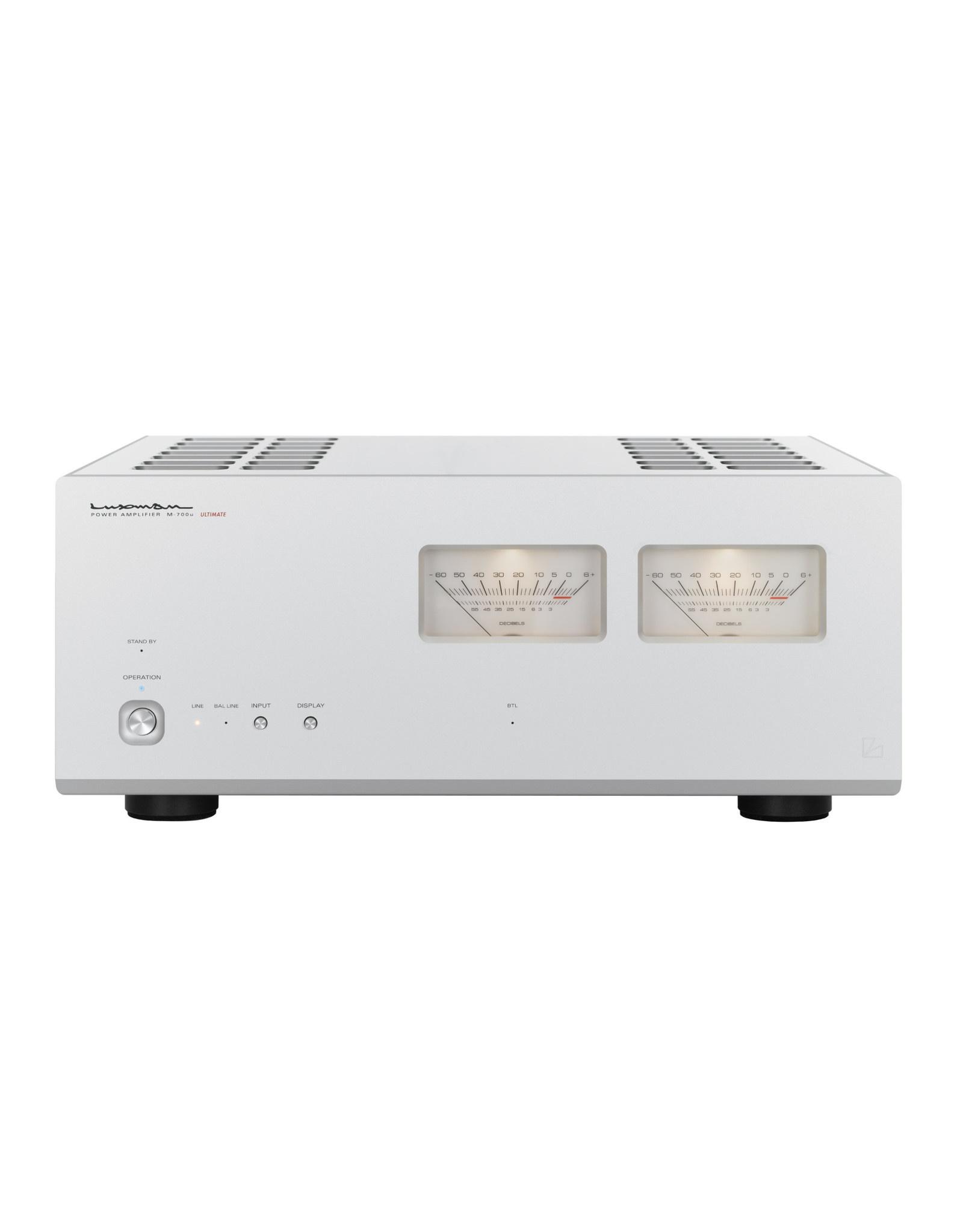 Luxman Stereo Power Amplifier M-700u