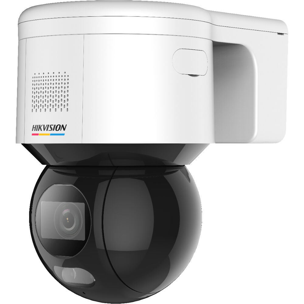 Hikvision Mini PTZ, ColorVu 4MP Day / Night IP Camera