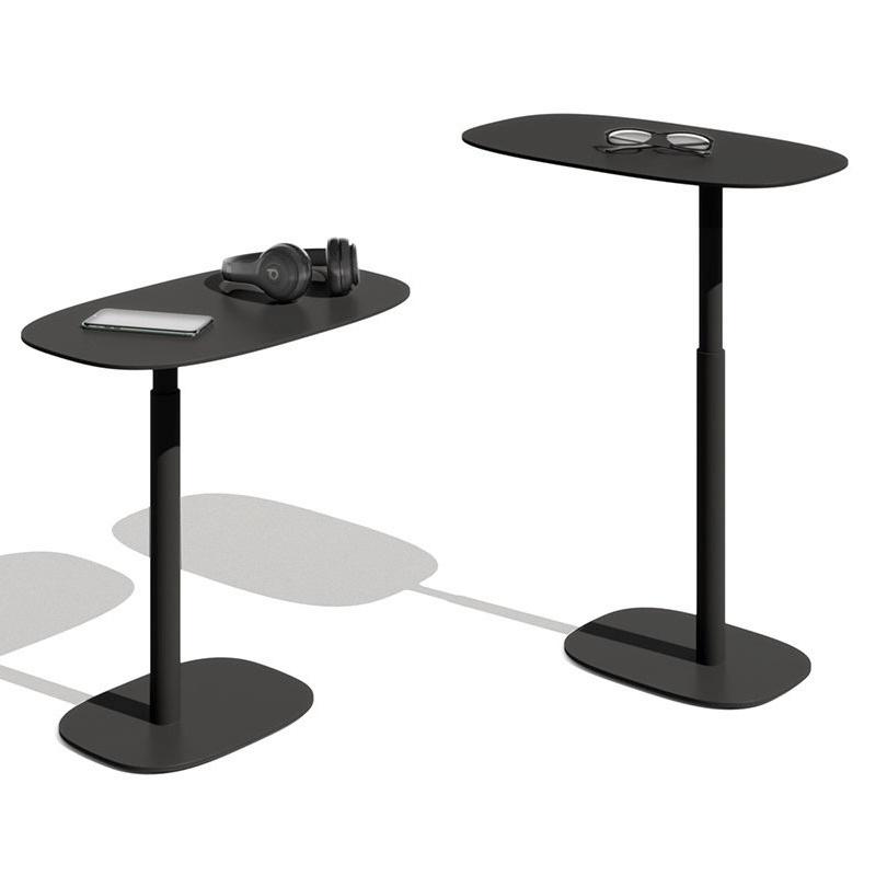 BDI Serif 1045 Lift Adjustable Height Laptop & Side Table