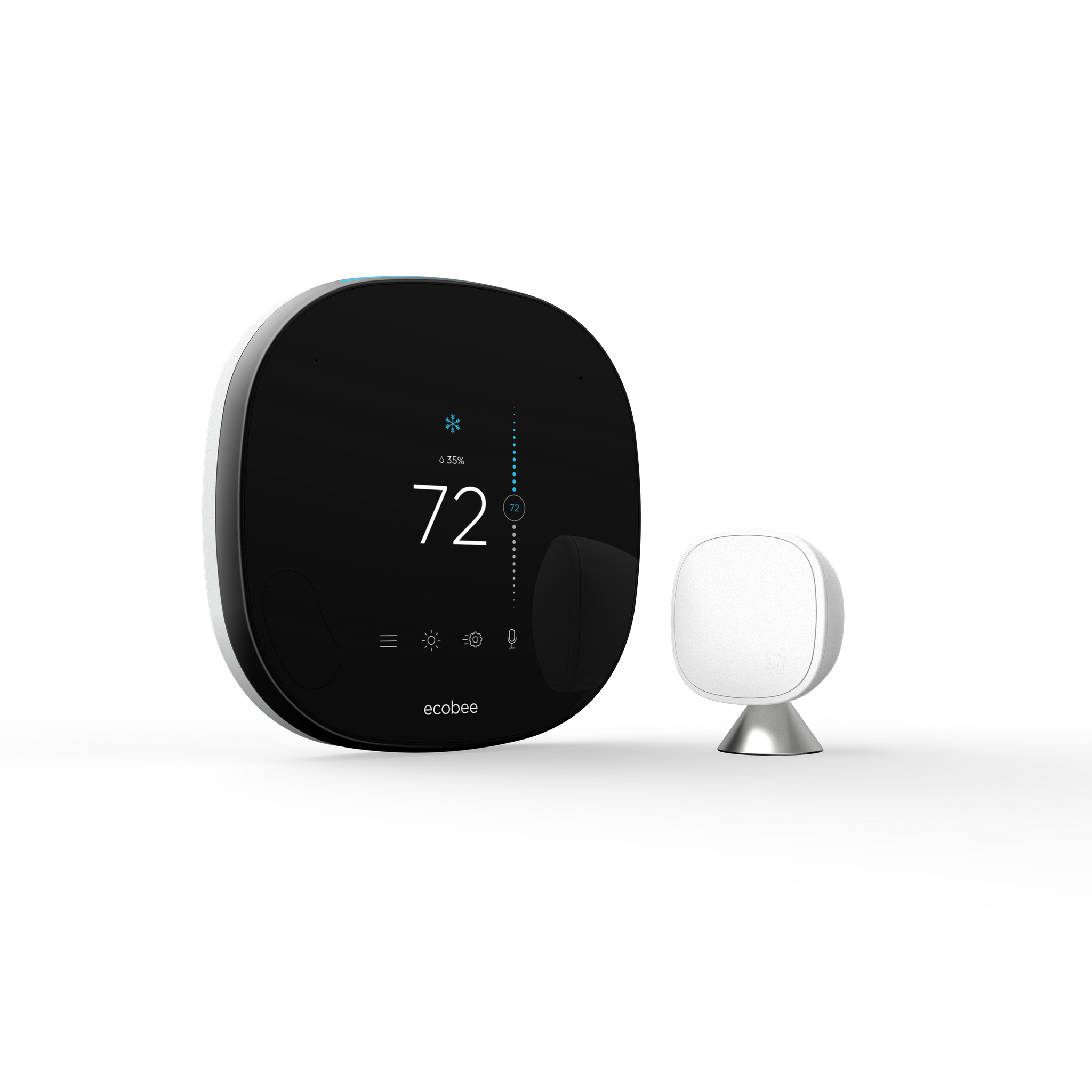 Ecobee Pro Smart Thermostats with Voice Control