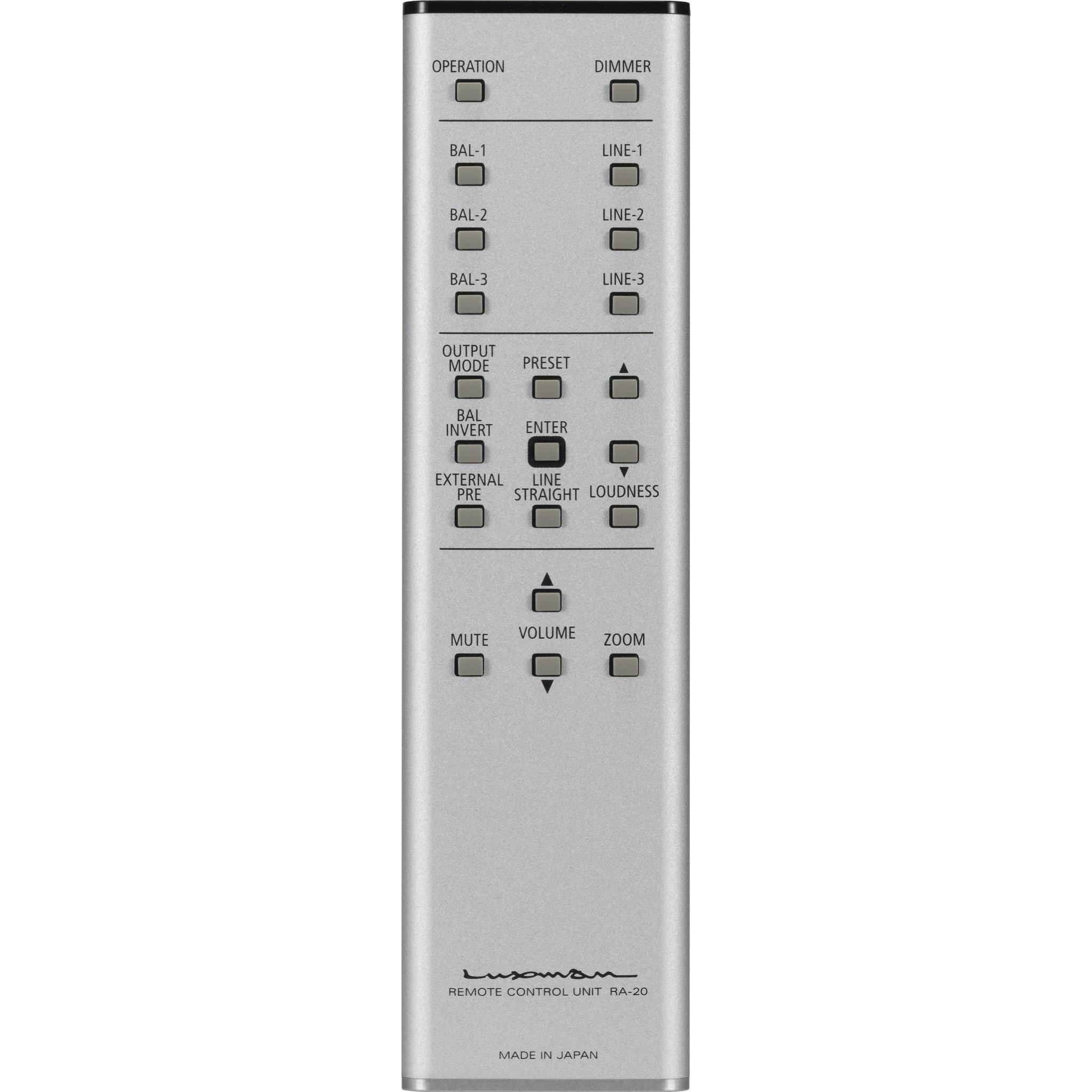 Luxman Control Amplifier C-900u