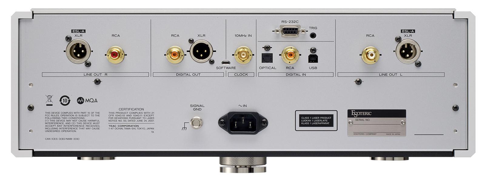 Esoteric K - 03 XD SACD / CD Player / DAC