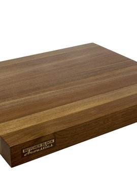 "Butcher Block Acoustics Walnut Edge - Grain Platform ( 1-3/4"" )"