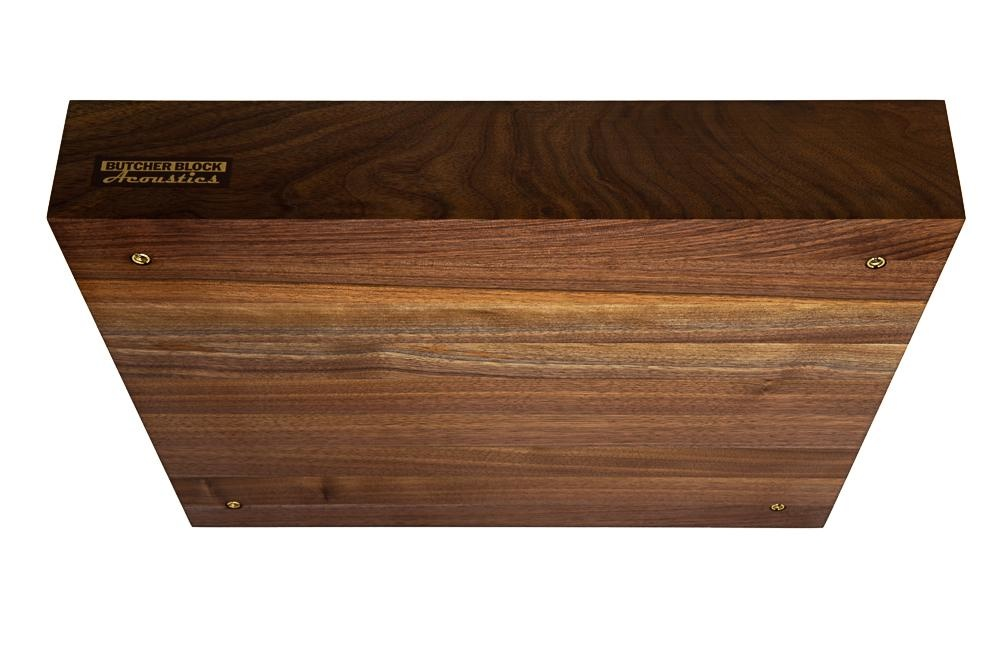 "Butcher Block Acoustics Walnut Edge - Grain Platform      ( 3"" )"
