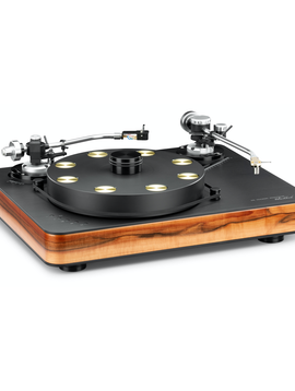 "Dr. Feickert Blackbird Standard Noise Cancelling Dual 180 Motors w/ 2 Arm Mounts 20.87"" x 16.54"" x 5.91"" Turntable"
