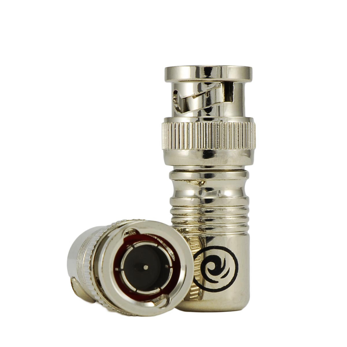 Planet Waves Nickel Plated BNC Connectors - Male