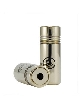 Nickel Plated 3.5 mm Mono Connectors - Female