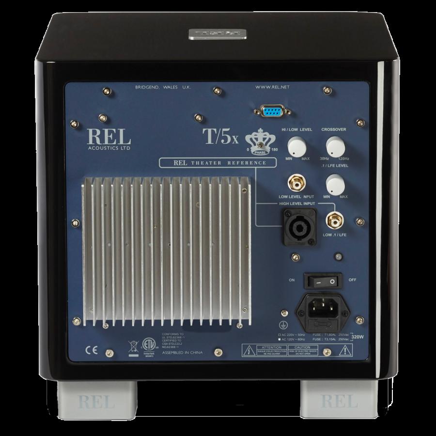 REL Acoustics New T/x Series Subwoofers