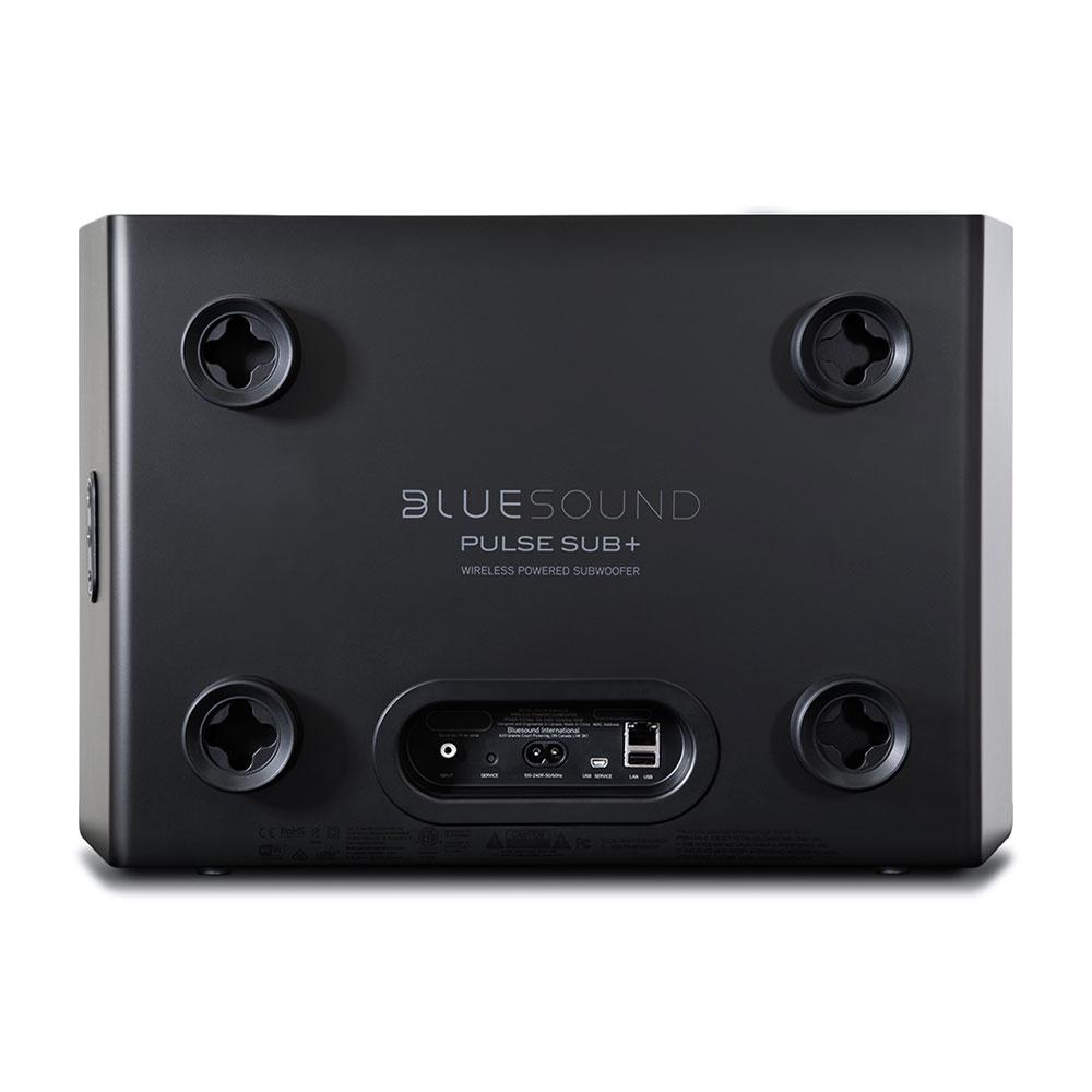 Bluesound U.S. Pulse Sub+ BluOS Wireless Powered Subwoofer