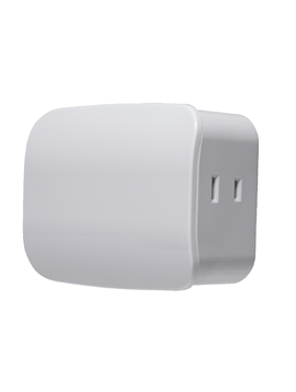 Control4 Wireless Plug-In Outlet Dimmer, C4-V-ODIM120-WH