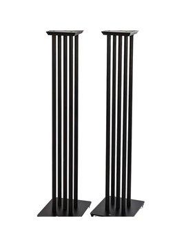 "SolidSteel NS-10 -  5 Pole Speaker Stand Black 40.1"""
