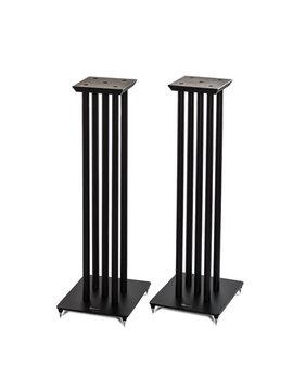"SolidSteel NS-7 -  5 Pole Speaker Stand Black 28.5"""