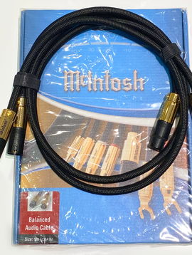 Balanced Audio Cable (sold each)