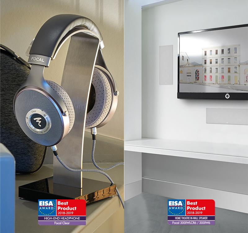 Focal 300 Series IW6LCR In-Wall Speaker